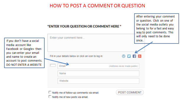 Comment Tips