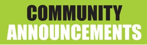 community-announcements