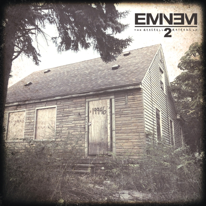 WPGM Recommends: Eminem – The Marshall Mathers LP 2 (Album)