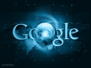 Google Around the World Background