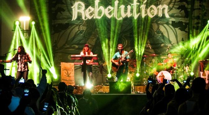 Win Two Tickets to Rebelution with Cris Cab at the Old National Centre