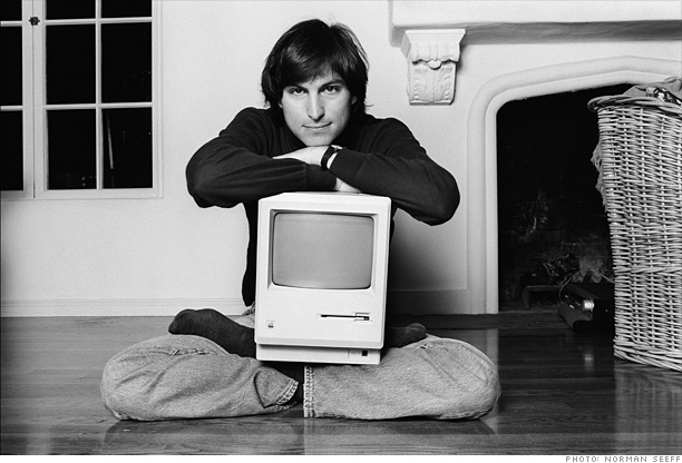 Watch This Lost Tape Of Steve Jobs Selling The First Macintosh 1984
