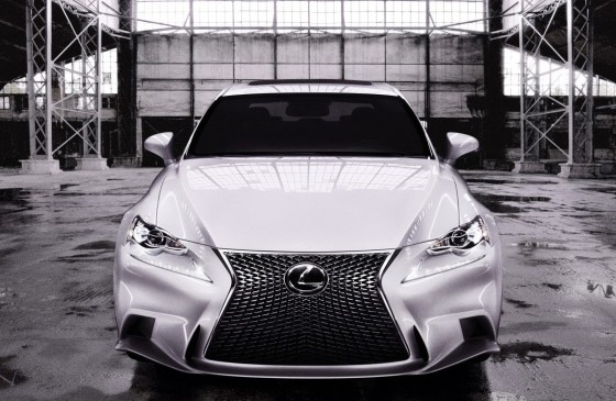 2014 Lexus IS250 Start Up and Review 2.5 L V6