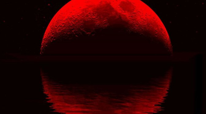 Are You Ready For the Blood Moon April 15th? NASA Indicates The First