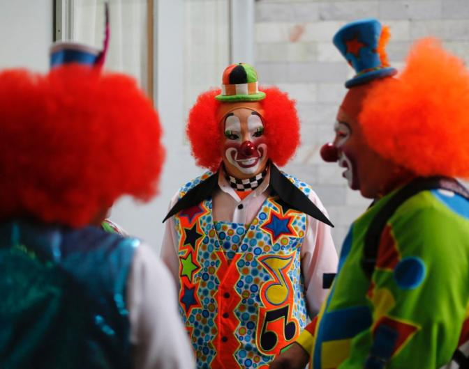 Clown Shortage Plaguing the Nation