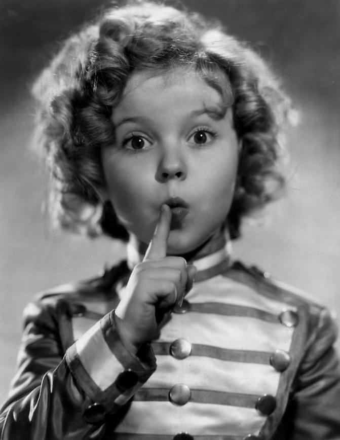 Famed former child actress Shirley Temple dies on Feb. 10, 2014