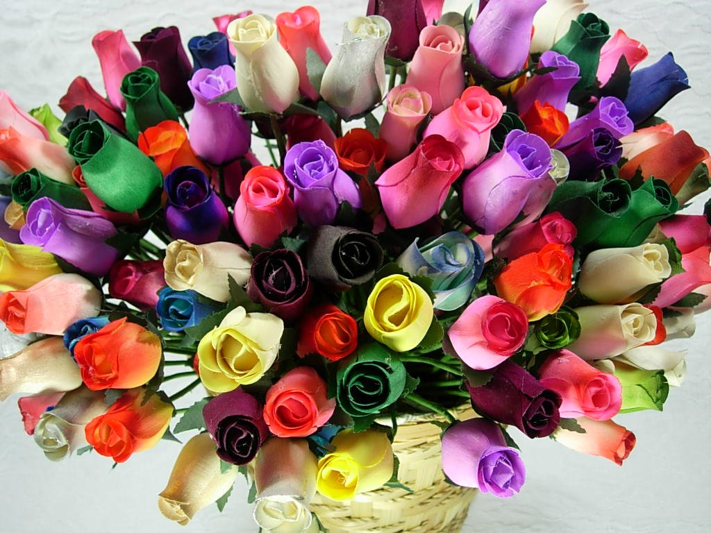 Valentine\'s Day Roses: What Does Each Rose Color Symbolize Or ...