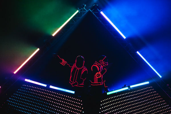 Review: One More Time Daft Punk Tribute at the Vogue