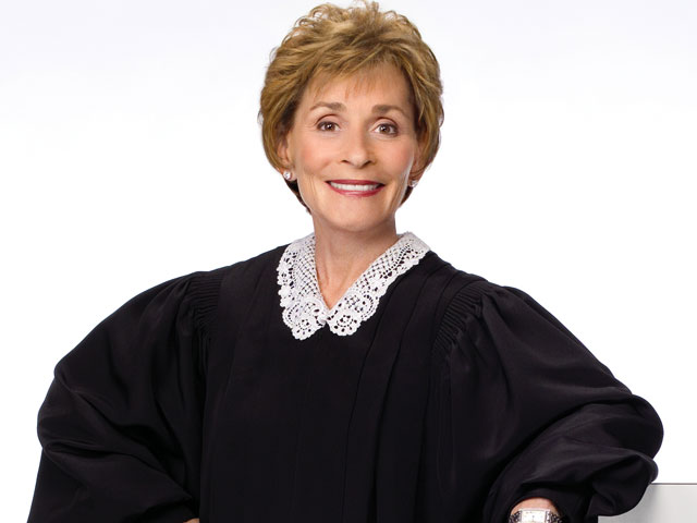 JUDGE JUDY FILES SUIT AGAINST CONNECTICUT LAWYER