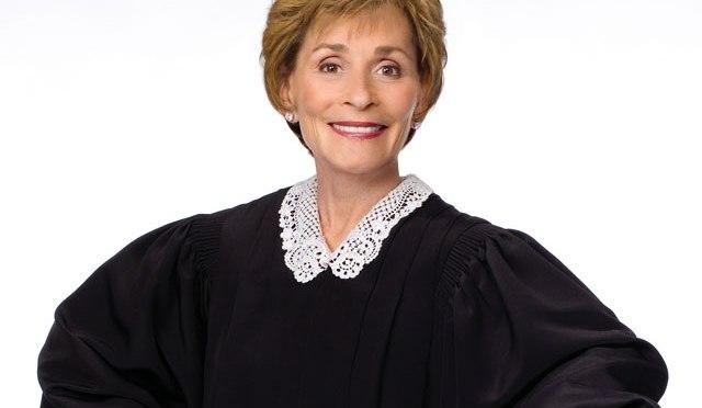 JUDGE JUDY FILES SUIT AGAINST CONNECTICUT LAWYER