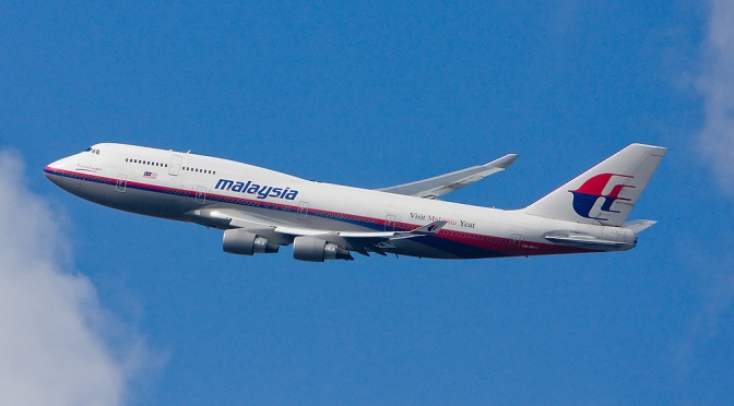 9 crazy conspiracy theories about Malaysia Airlines flight 370